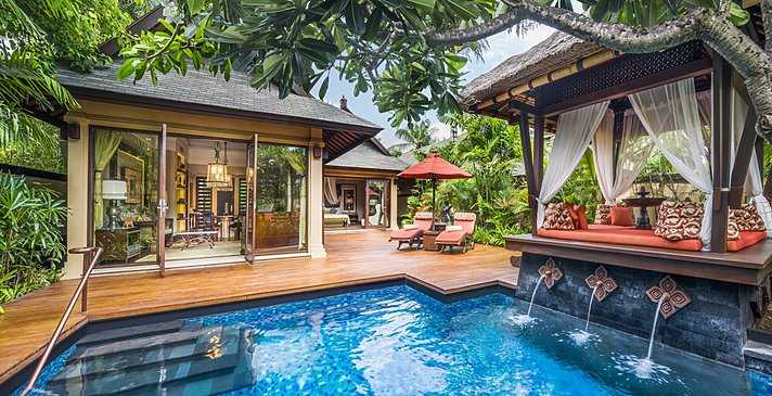 Gardenia Villa - The St. Regis Bali Resort