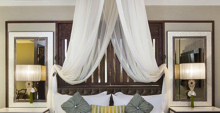 Gardenia Villa Schlafzimmer -The St. Regis Bali Resort