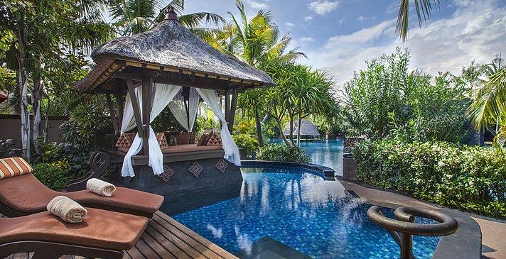 St. Regis Lagoon Villa Privatpool - The St. Regis Bali Resort
