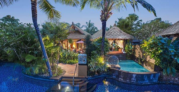 St. Regis Lagoon Villa - The St. Regis Bali Resort