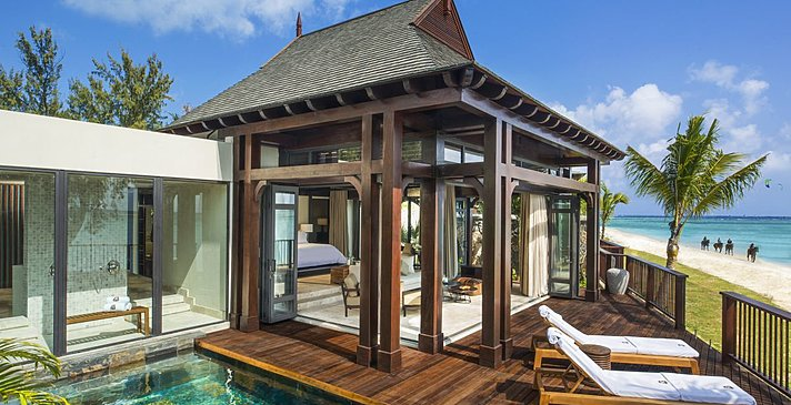 One Bedroom Villa - The St. Regis Villas Mauritius