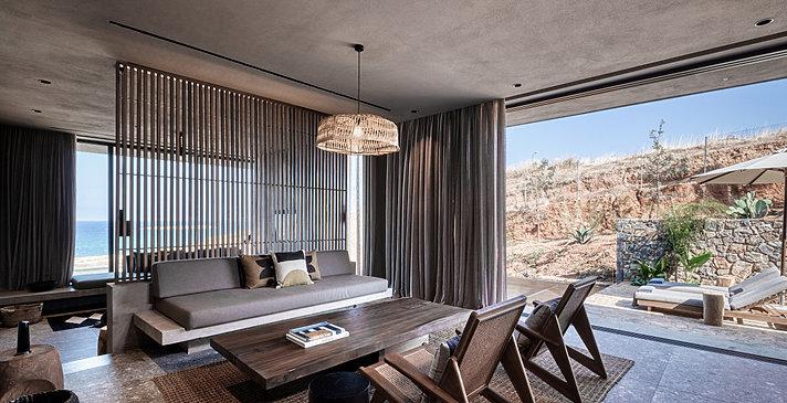 The Villa Private Pool - Domes Zeen Chania