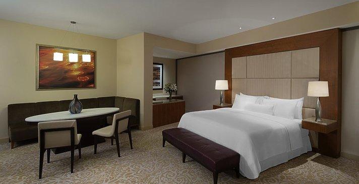 Westin Junior Suite - The Westin Abu Dhabi Golf Resort & Spa