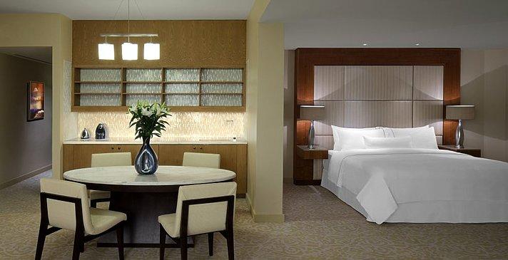 Westin Renewal Suite - The Westin Abu Dhabi Golf Resort & Spa
