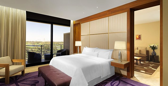 Executive Suite - The Westin Abu Dhabi Golf Resort & Spa