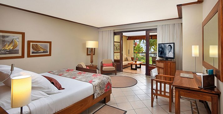 Tropical Room - Paradis Beachcomber Golf Resort & Spa