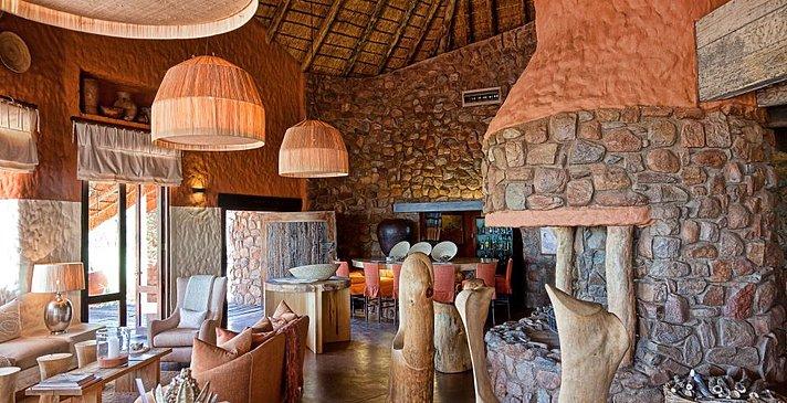 The Motse - Tswalu Kalahari