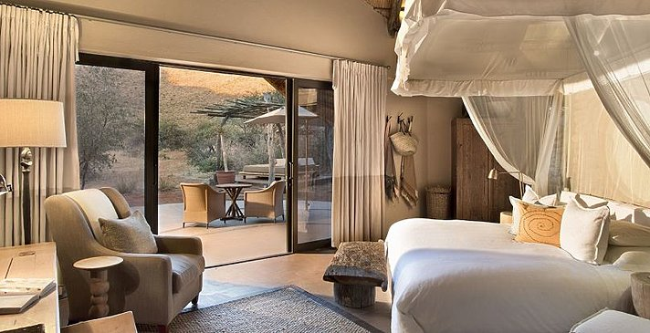 Tarkuni Lodge - Tswalu Kalahari