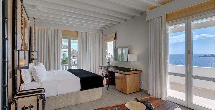 Two Bedroom Sea View Suite - Santa Marina, A Luxury Collection Resort, Mykonos