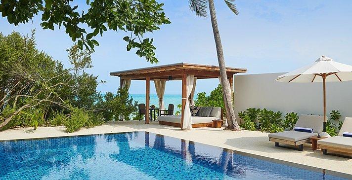 Two Bedroom Sunset Villa - Fairmont Maldives Sirru Fen Fushi