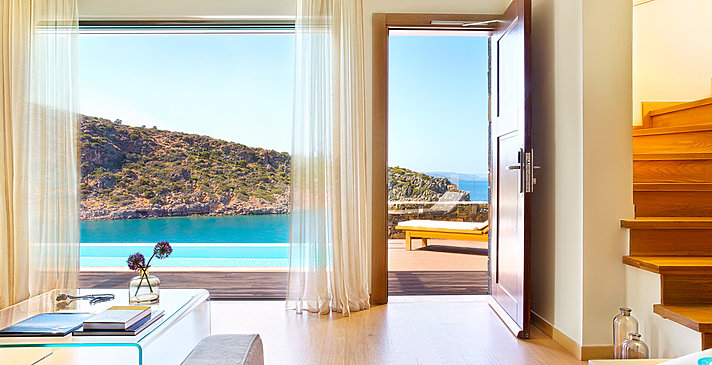 Two Bedroom Villa Private Pool - Daios Cove Villas