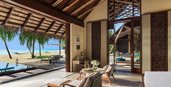 Two Villa Residence mit Pool - One&Only Reethi Rah