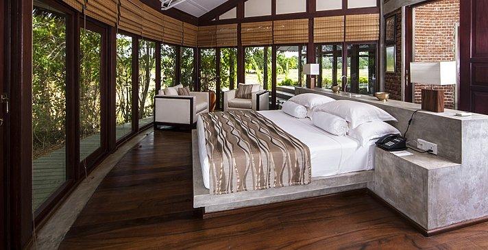 Nikaweva Villa Schlafzimmer