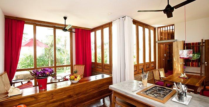 Ocean View Grand Villa - Wohnzimmer