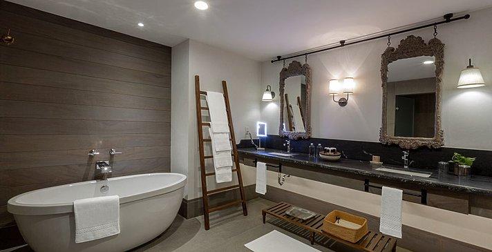 Estancia Suite Badezimmer - Unico 20°N 87°W