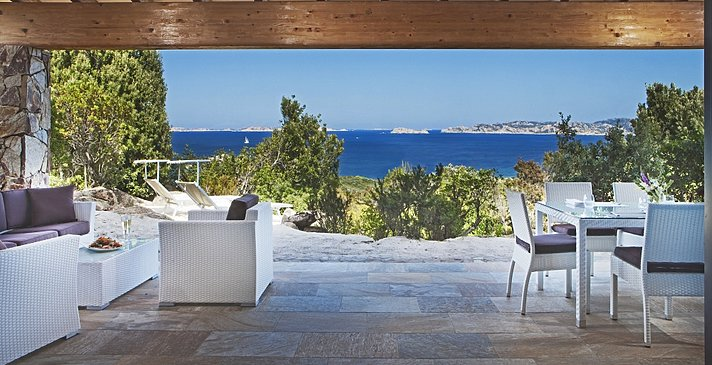 La Licciola - Suite Arcipelago mit Pool