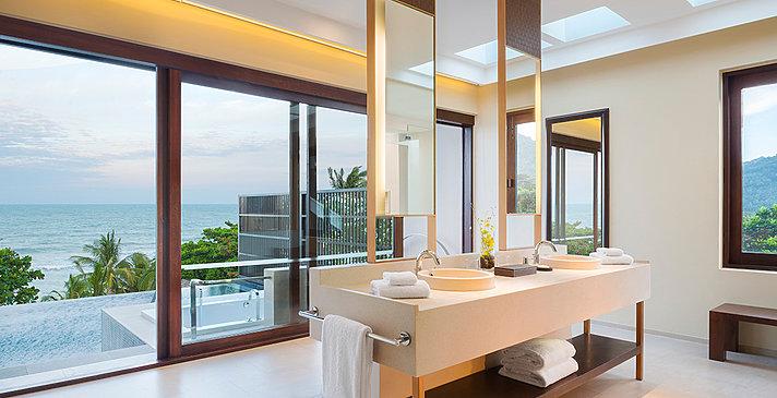 Ocean Pool Suite Badezimmer - Vana Belle, A Luxury Collection Resort