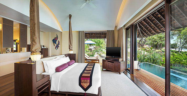 Tropical Pool Villa - Vana Belle, A Luxury Collection Resort