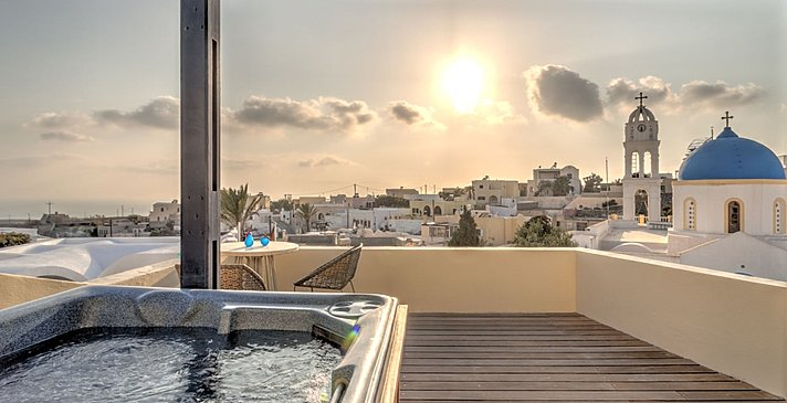 Aegean Suite - Vedema, A Luxury Collection Resort