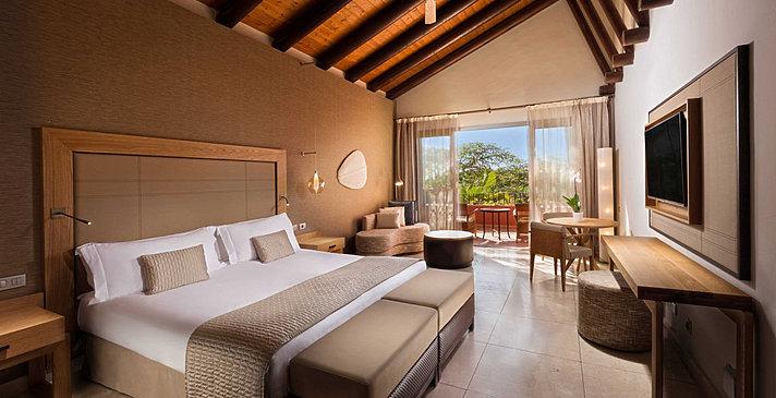 Villa Deluxe Garden View Room - The Ritz-Carlton, Abama