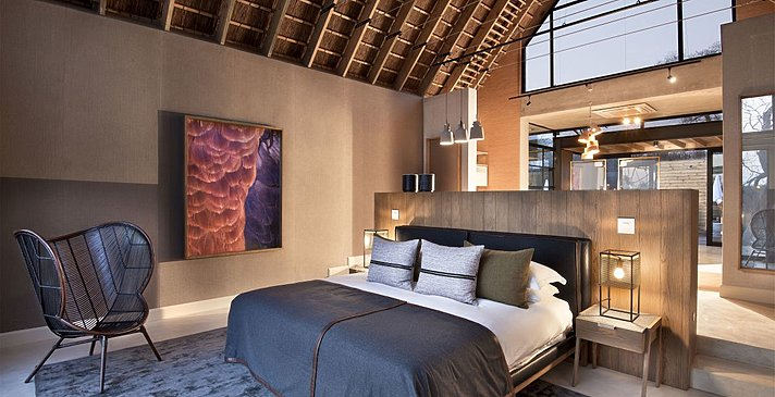 Villa - Lion Sands Ivory Lodge