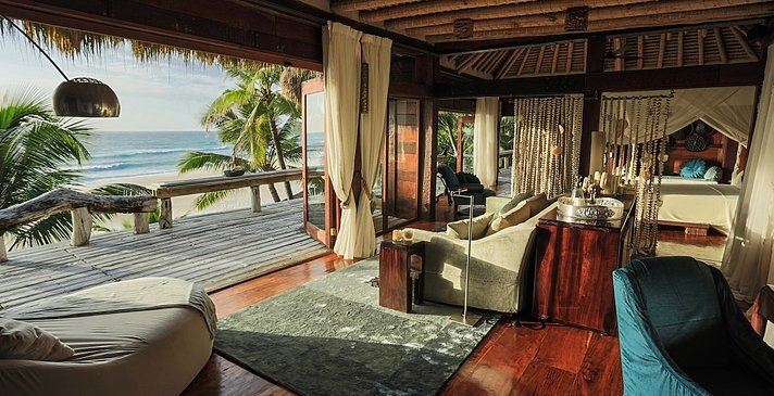 Villa North Island Lounge - North Island Resort