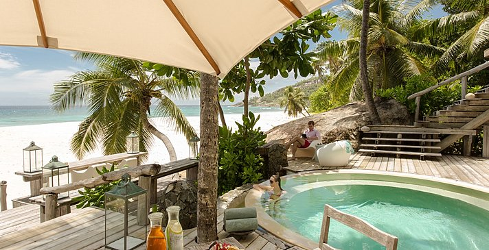 Villa North Island Privatpool - North Island Resort