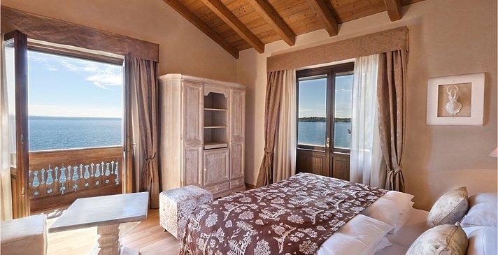 Villa Principe Standard Room - Grand Hotel Fasano & Villa Principe
