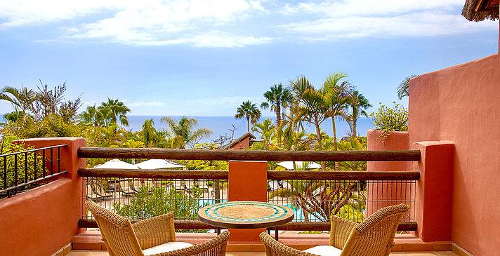 Villa Room Ocean View - The Ritz-Carlton, Abama