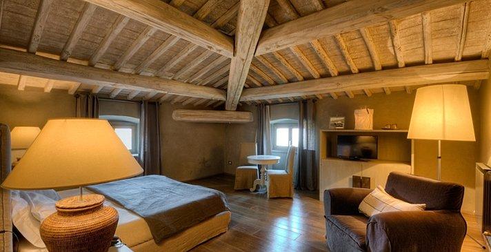 Villa Sassolini - Deluxe Room