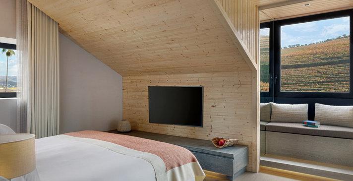 Vineyard Rooftop Suite - Six Senses Douro Valley