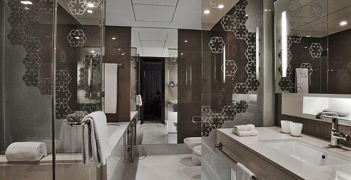 Badezimmer - W Doha Hotel
