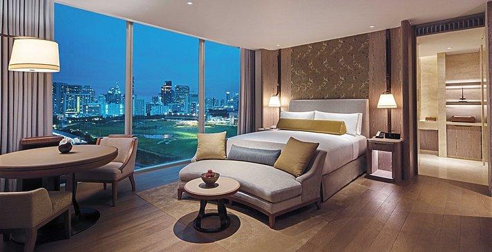 Deluxe Room Park View - Waldorf Astoria Bangkok