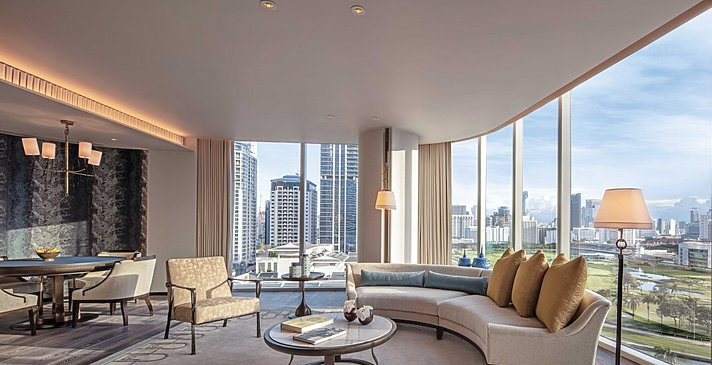 Astoria Suite - Waldorf Astoria Bangkok