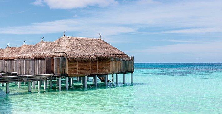 Water Villas - Constance Moofushi Maldives
