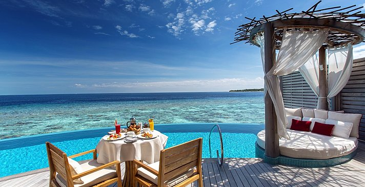 Water Pool Villa - Milaidhoo Island Maldives
