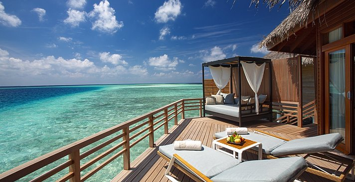 Water Villa - Baros Maldives