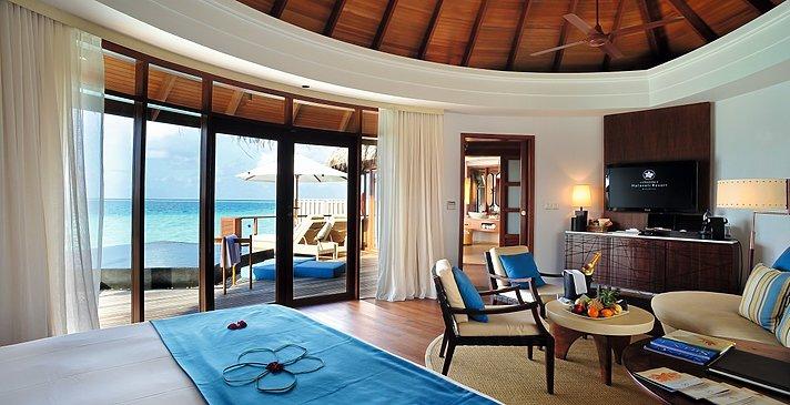 Water Villa - Constance Halaveli Resort
