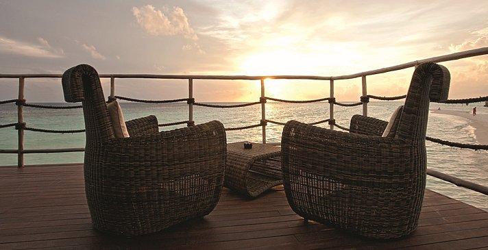 Water Villa - Constance Moofushi Maldives