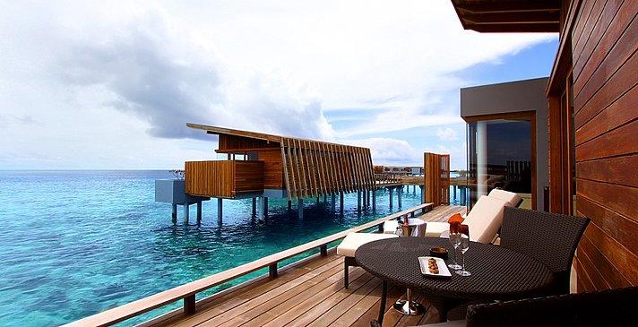 Water Villa - Park Hyatt Maldives Hadahaa