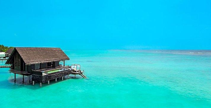 Water Villa mit Pool - One&Only Reethi Rah