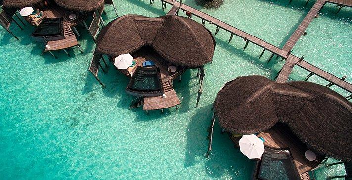 Water Villas - Constance Halaveli Resort
