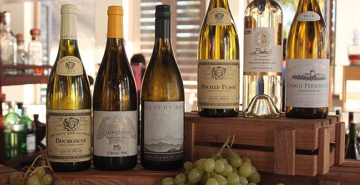 Weinauswahl - OZEN Life Maadhoo