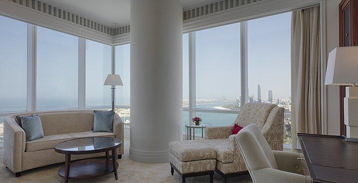 Wohnbereich Grand Deluxe Suite