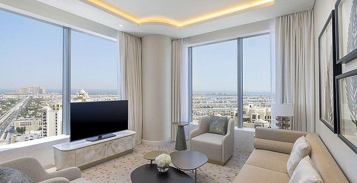Wohnbereich Metropolitan Suite