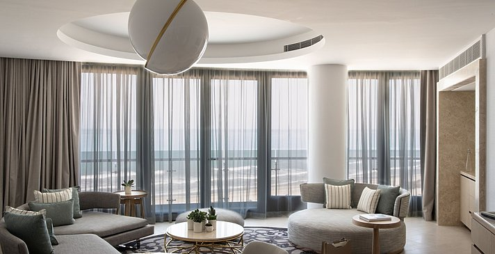 Wohnzimmer Panoramic Ocean Suite
