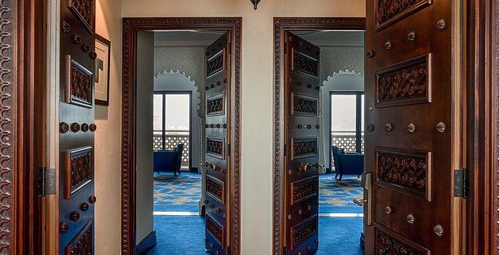 Zimmer mit Verbindungstür - Jumeirah Al Qasr