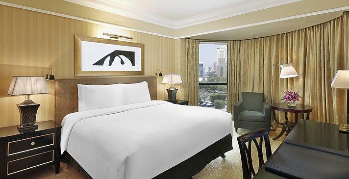 Zimmerbeispiel Deluxe Room - The Ritz-Carlton, Bahrain