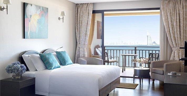 Zimmerbeispiel Standard Room - Anantara Dubai