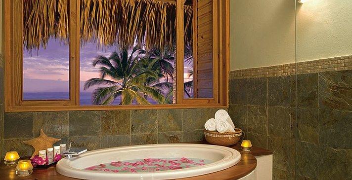 Badezimmer - Zoëtry Agua Punta Cana